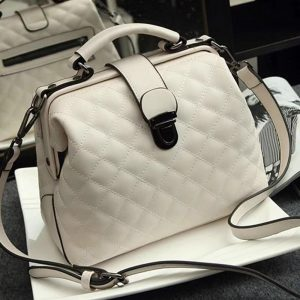 Best Quality Women Exclusive Handbag/ Side Bag (1805) White
