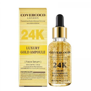 Covercoco 24k Luxury Gold Ampoule