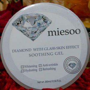 Diamond With Glass Skin Effect Soothing Gel