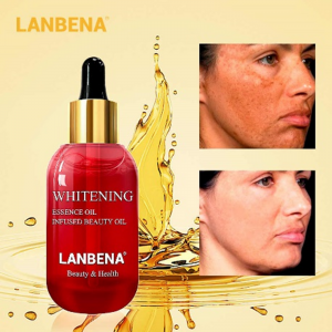 Lanbena Vitamin C Whitening Essential Oil Skin Serum Face