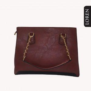 Loren Women's Bag - New Daina Red - Lrn