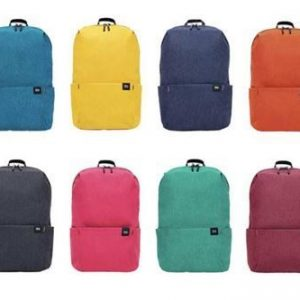 Mi Colorful Mini Backpack - Multi Color - Wlb