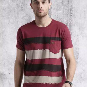 New Half Sleeved- Round Neck - T-Shirt