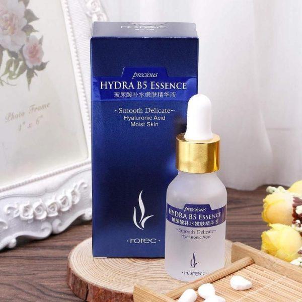 Rorec Hydra B5 Soothing Moisturizing Enhancer Skin Essence Toner Vitamin B5