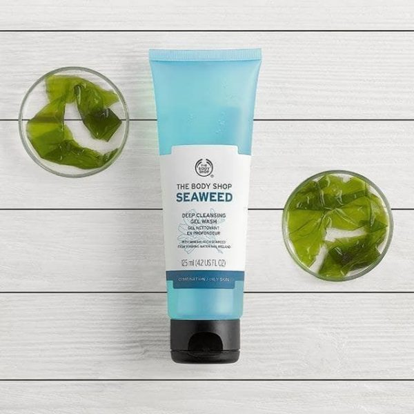 The Body Shop Seeweed Gel Face Wash