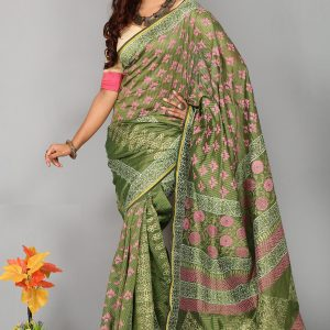Tissue Silk Boutiques Saree for Woman
