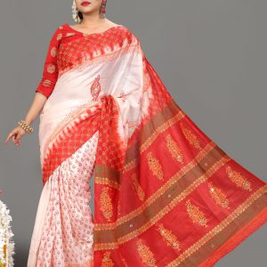 Chinon Butik & Boutiques Saree for Woman