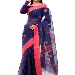 Boishakhi Tat Cotton Saree